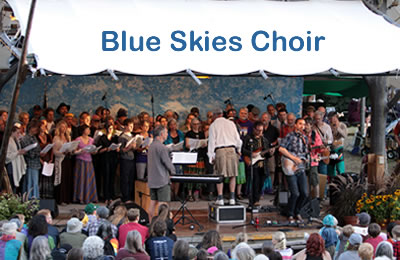 Blue Skies Choir