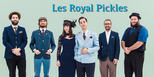 Les Royal Pickles