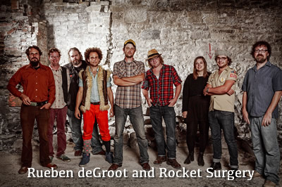 Rueben deGroot and Rocket Surgery